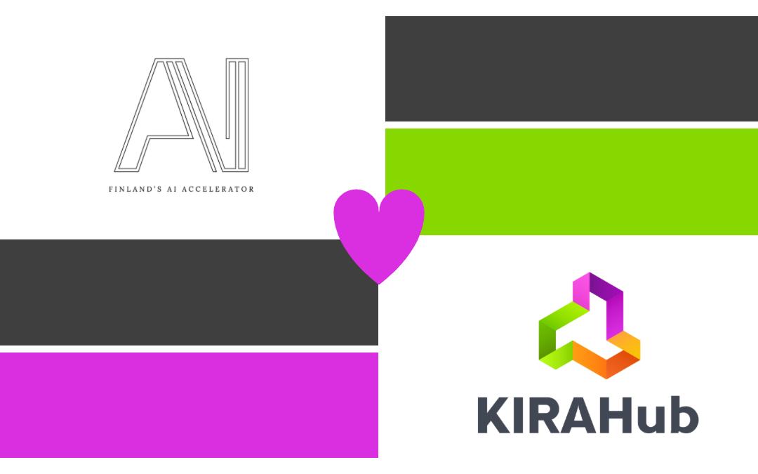 Kysely kiinnostuksesta KIRA-alan tekoälyohjelmaa kohtaan – vastaa 9.6. mennessä
