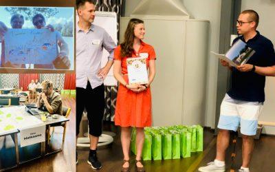 """Tulevaisuuden huoltoasema on """"+++++"""" – Tuusulan Rykmentinpuiston ideakilpailun 10 000€:n voittaja valittu"""