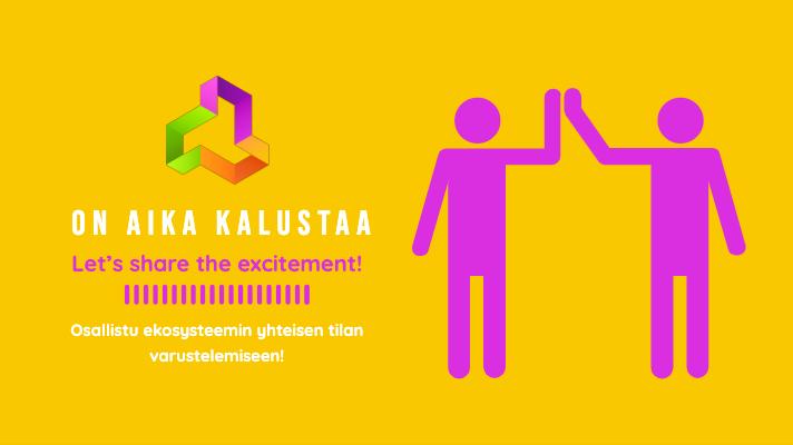 Tila KIRA-alan kestävälle digitalisaatiolle aukeaa 2020!