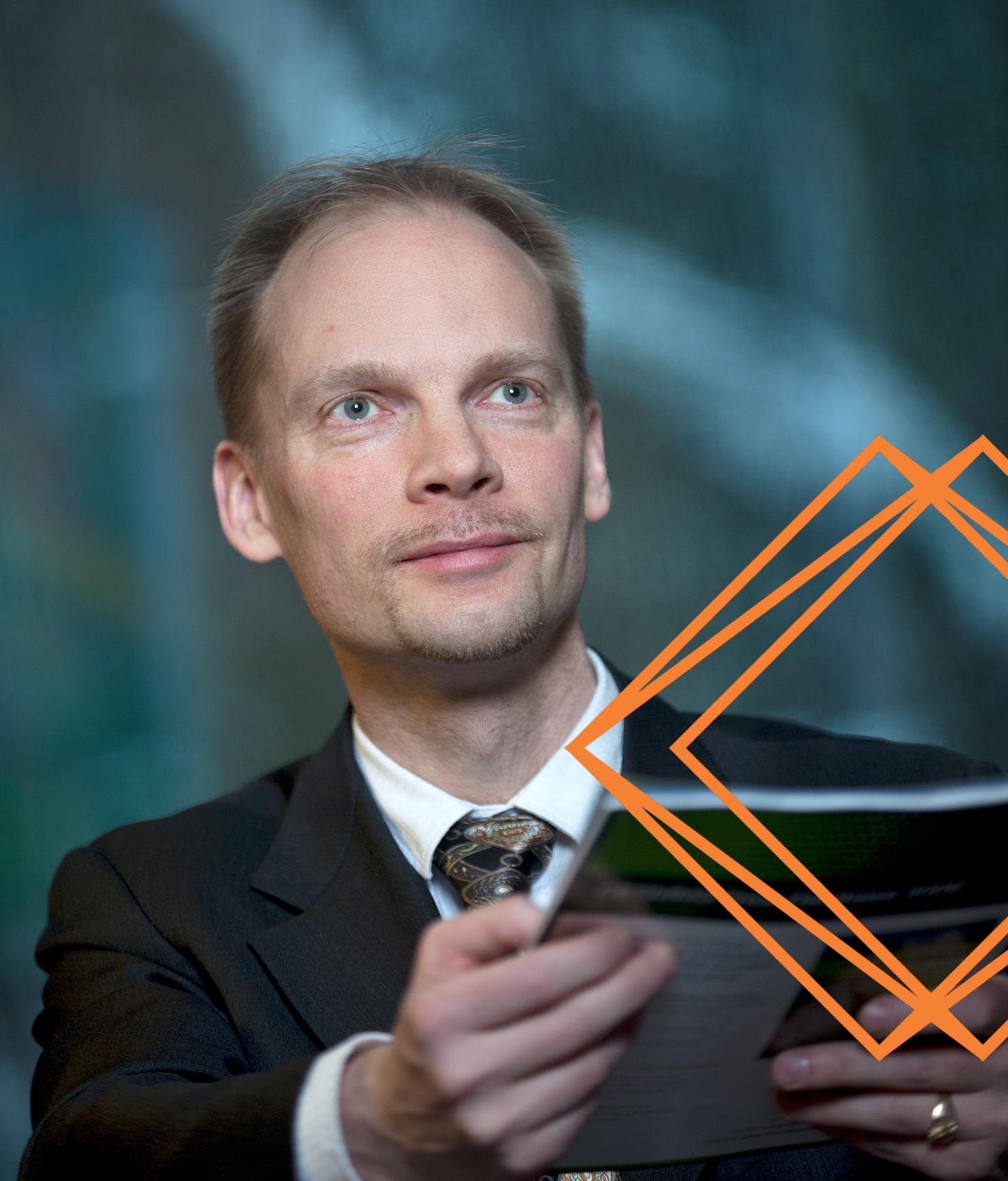 Dr. Olli Seppänen (FI)