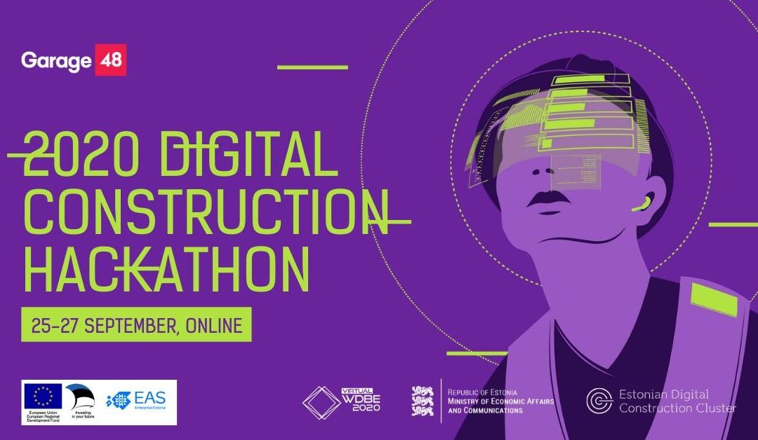 Digital Construction Hackathon Addressing the Construction Sector's Challenges is Inviting Entrants