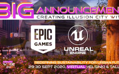 BIG NEWS: WDBE 2020 to redefine the virtual summit experience using Epic Games' Unreal Engine technology