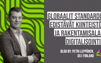 Globaalit standardit edistävät kiinteistö- ja rakentamisalan digitalisointia