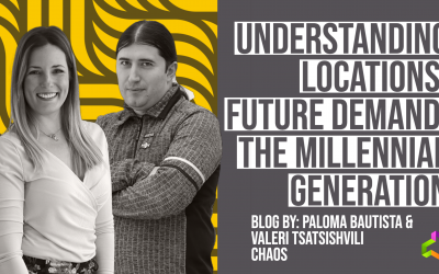 Understanding locations' future demand: The Millennial generation
