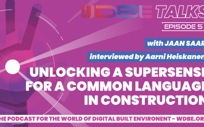 WDBE-talks: Unlocking a Supersense for a Common Language in Construction