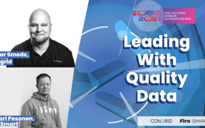Leading with quality data
