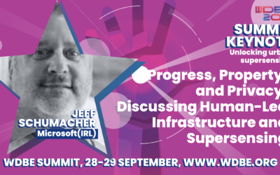 Progress, Property, and Privacy: Discussing Human-Led Infrastructure and Supersensing with Jeff Schumacher