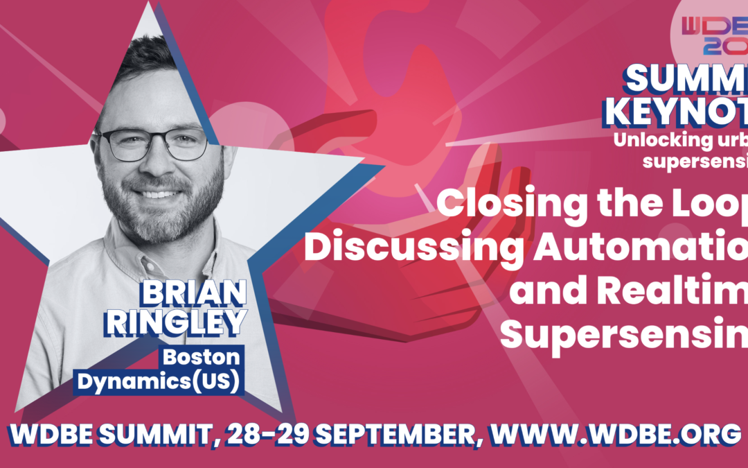 Closing the Loop: Discussing Automation and Realtime Supersensing with Brian Ringley