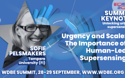 Urgency and Scale: Discussing the Importance of Human-Led Supersensing with Sofie Pelsmakers.