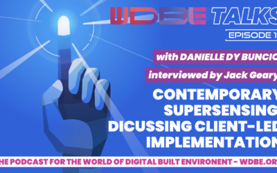 WDBE-talks: Contemporary Supersensing: Discussing Client-Led Implementation